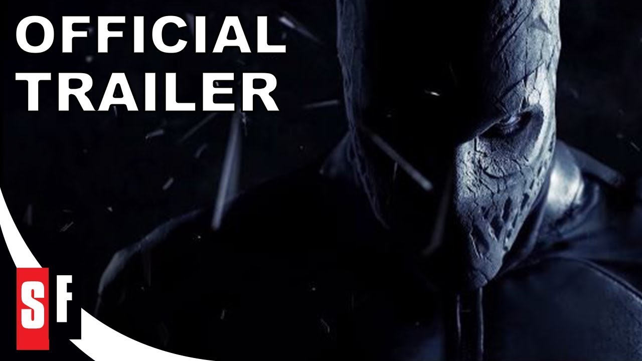 Rendel: Dark Vengeance (2017) - Official Trailer [English Sub] (HD)