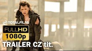 Resident Evil: Poslední kapitola (2017) CZ HD teaser
