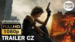 Resident Evil: Poslední kapitola (2017) CZ HD trailer