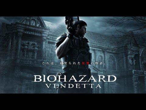 Resident Evil Vendetta Oficial Trailer #1 (2017) HD  En Español