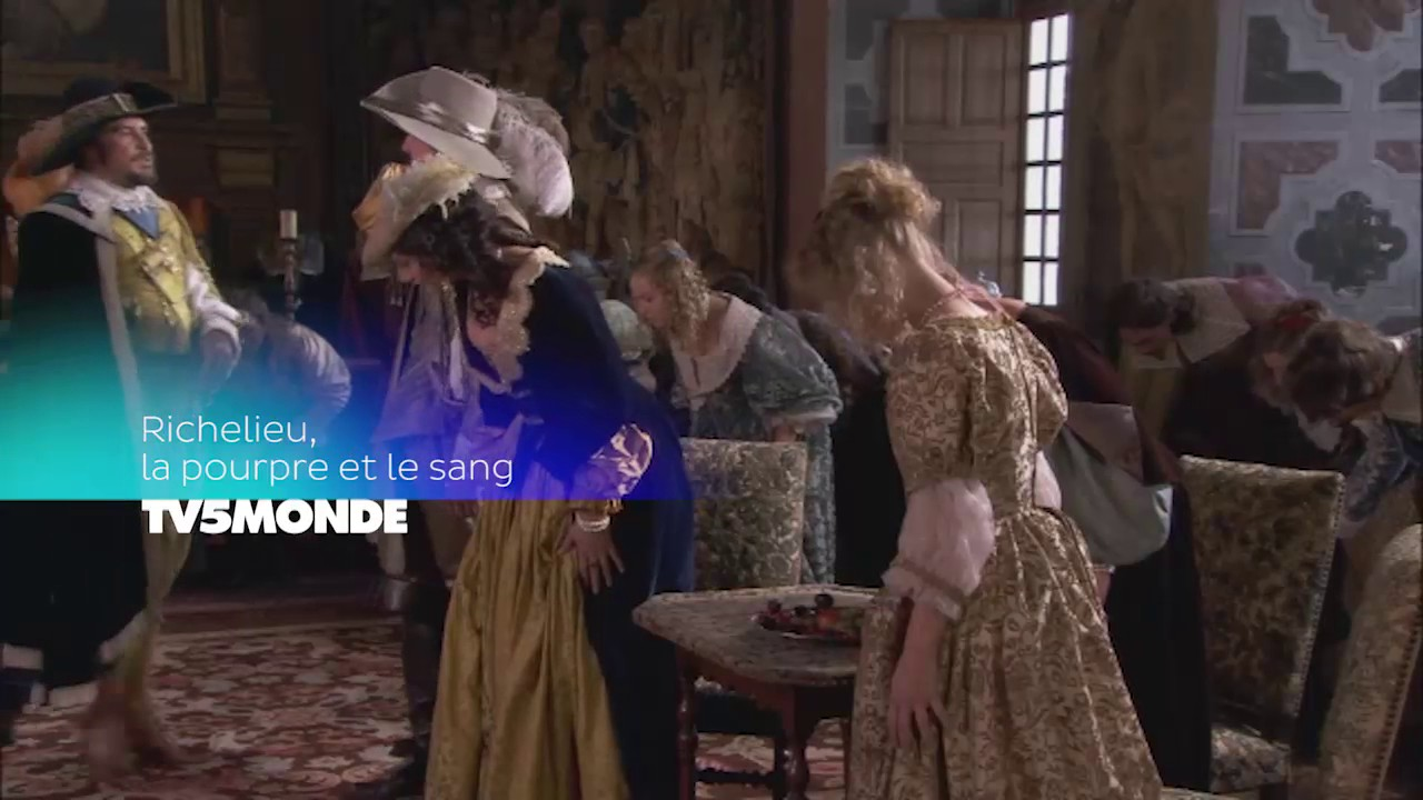Richelieu la pourpre et le sang - Trailer