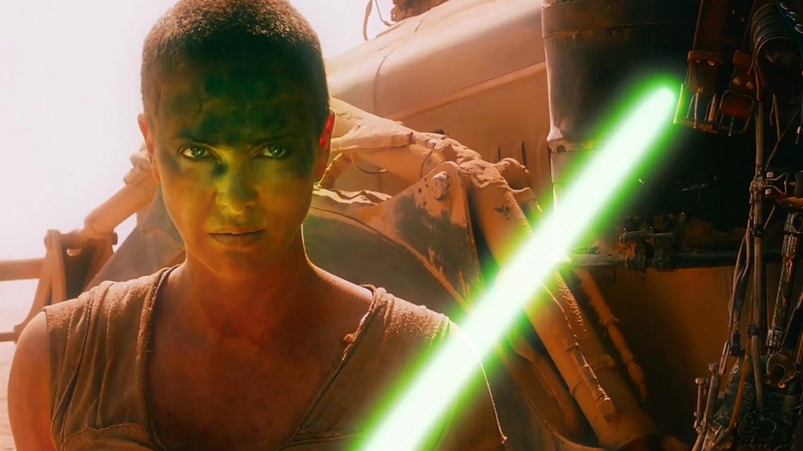 ROAD WARS - The Imperator Strikes Back (Mad Max/Star Wars Mashup)