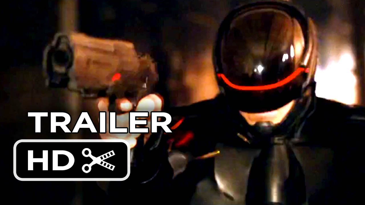 RoboCop Official Trailer #2 (2014) - Samuel L. Jackson, Gary Oldman Movie HD