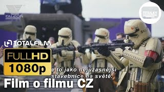 Rogue One Star Wars Story (2016) film o filmu CZ HD