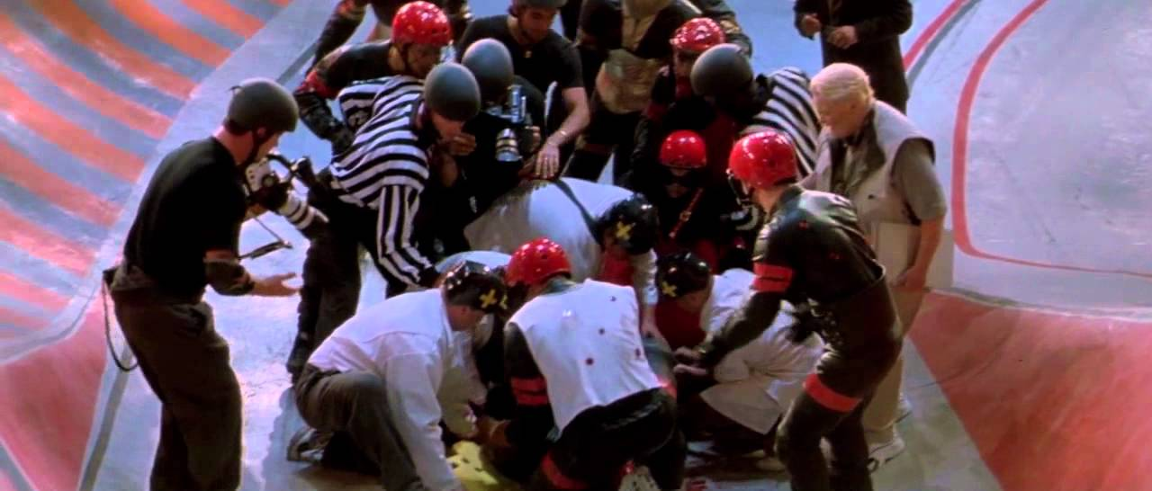 Rollerball 2002 Trailer