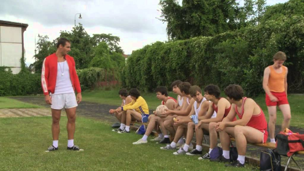 Roman Šebrle ve filmu Probudím se včera (2012)