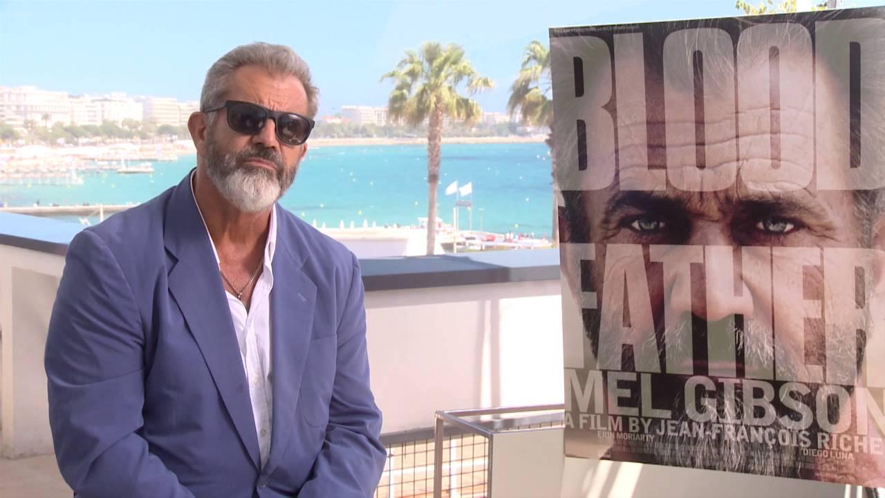 Rozhovor: Mel Gibson - Ve jménu krve (2016)