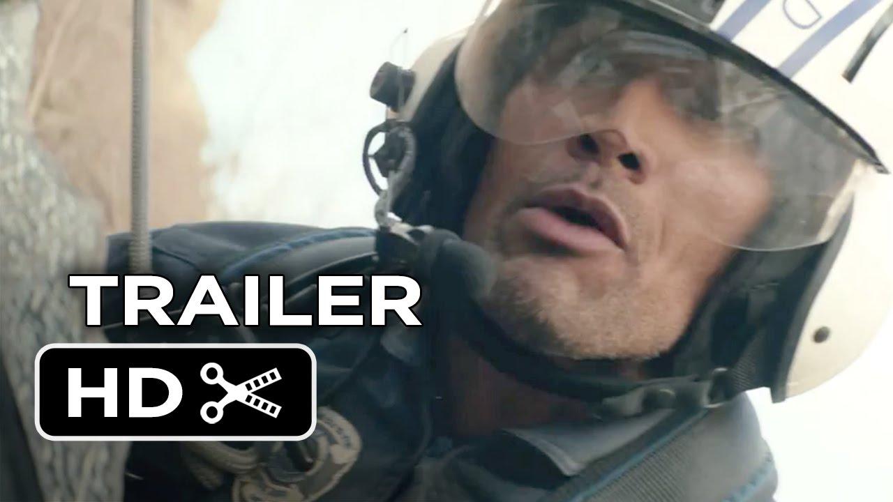 San Andreas Official Trailer #3 (2015) - Dwayne Johnson Movie HD