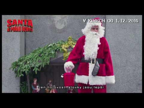 Santa je pořád úchyl a zlobí v kinech od 1.12.