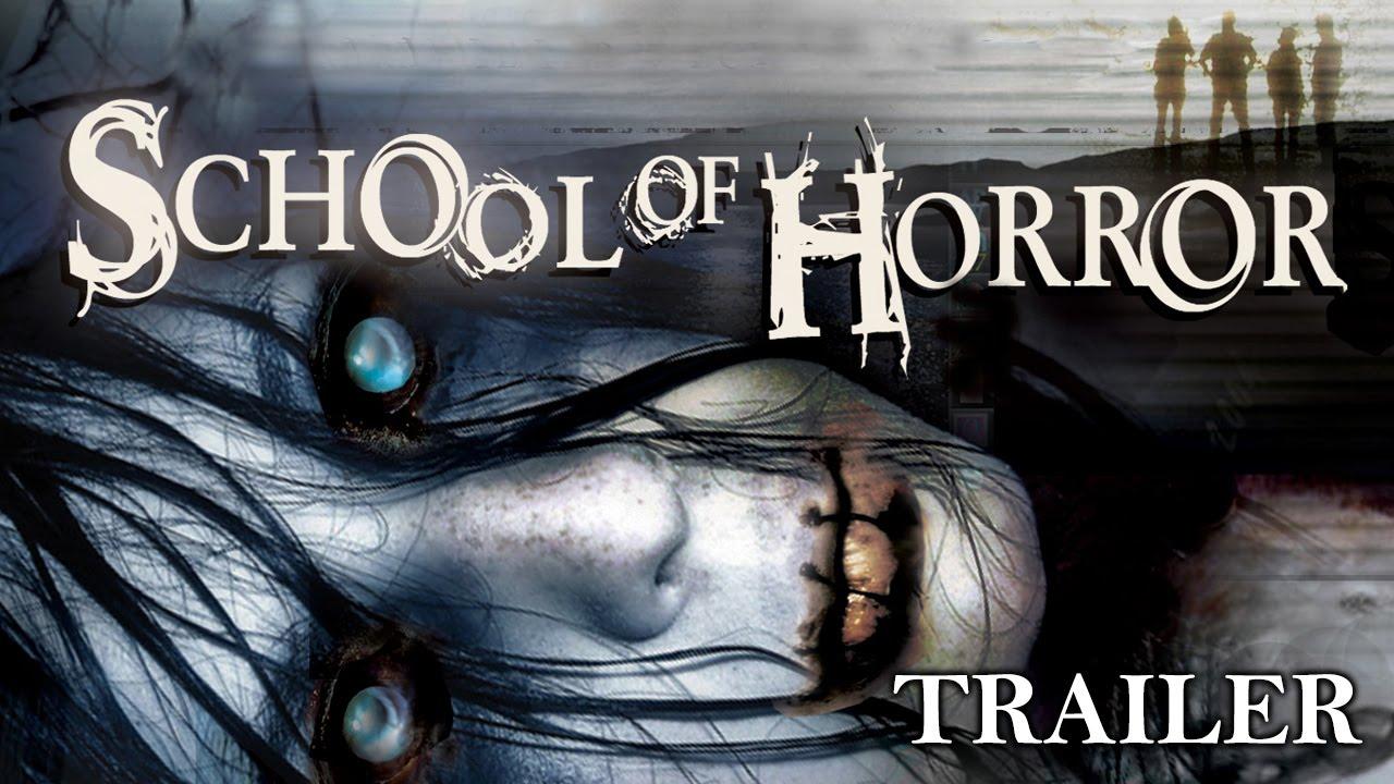 School of Horror | Full Horror Movie - Trailer