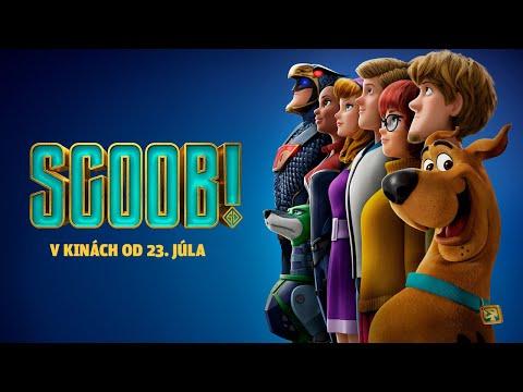 SCOOB! - v kinách od 23. 7.  - trailer F6 (slovenské znenie)