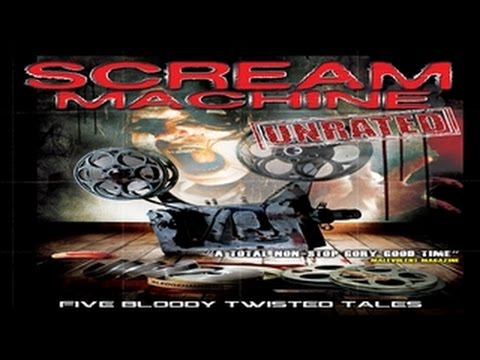 SCREAM MACHINE - Official Trailer - The Horror Ride that Never Ends!
