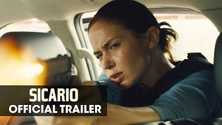 Sicario (2015 Movie - Emily Blunt) - Official Trailer