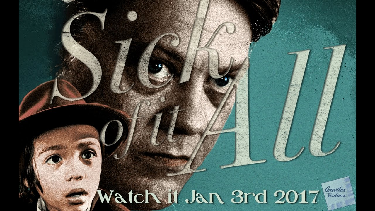 SICK OF IT ALL - Trailer - full movie