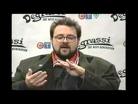 SMarchive #14: Jay and Silent Bob Do Degrassi Press Conference - S.I.T