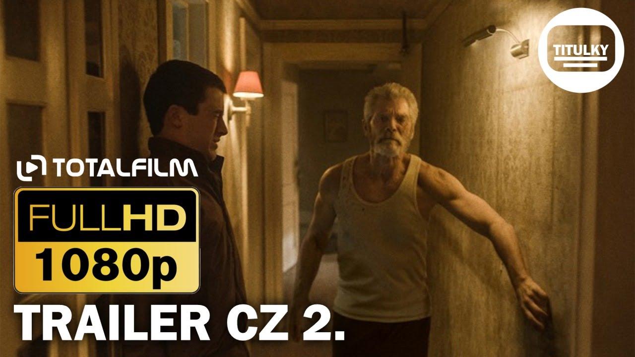 Smrt ve tmě (2016) CZ HD trailer 2