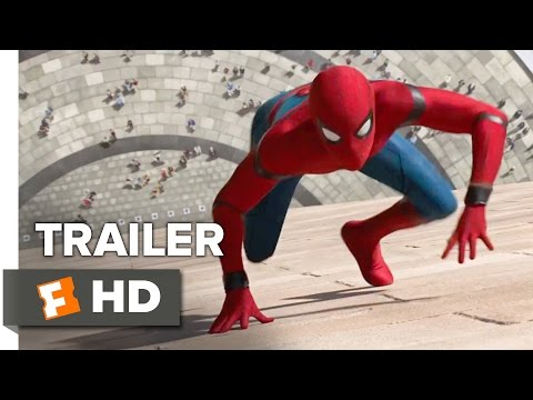 Spider-Man: Homecoming International Trailer #1 (2017)   Movieclips Trailers