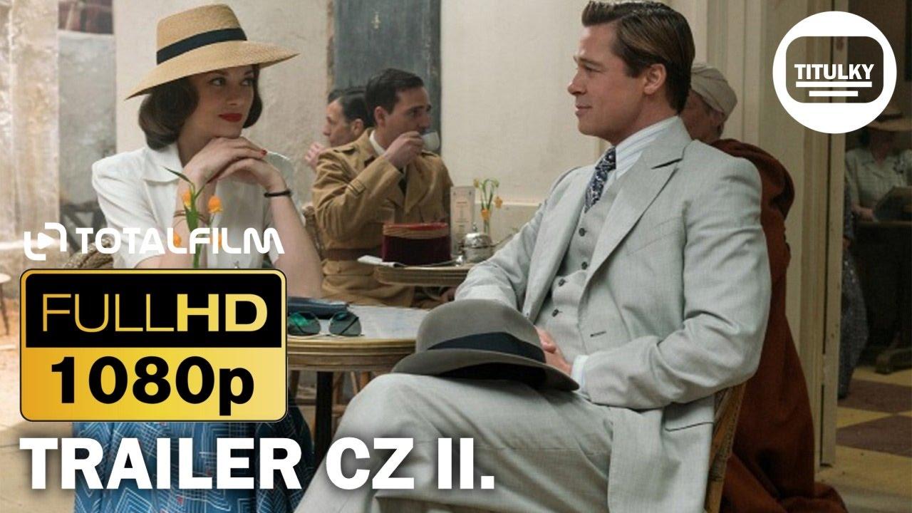Spojenci (2016) CZ HD druhý trailer