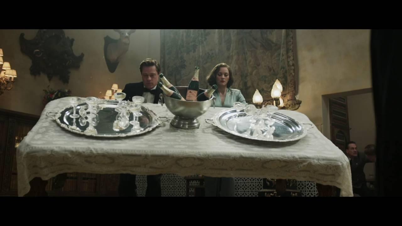 Spojenci (Allied) - oficiální český HD trailer