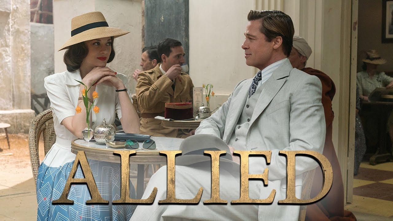 Spojenci | Trailer #1 | Czech Republic | Paramount Pictures International