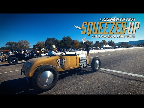 Squeezed Up | Tales of Polynesian Pop and Kustom Kulture - Trailer 2