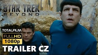 Star Trek: Do neznáma (2016) CZ HD trailer