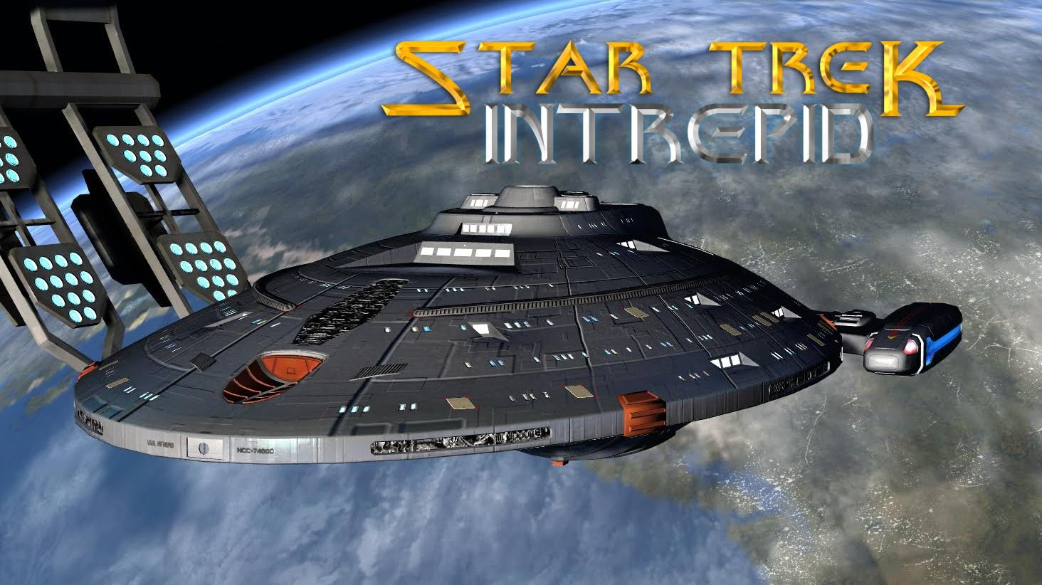 Star Trek - Intrepid - Schiff Teaser Trailer [HD]