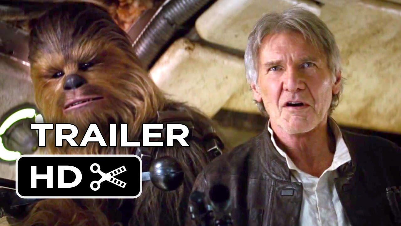 Star Wars: The Force Awakens Official Teaser Trailer #2 (2015) - Star Wars Movie HD