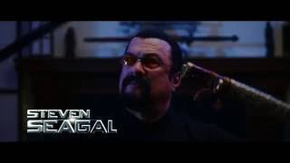 """STEVEN SEAGAL """"THE PERFECT WEAPON"""" (2016) Director Titus Paar Trailer"""
