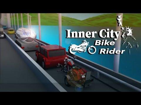 Stinger XL112 Folding Motorcycle Trailer Inner City Video