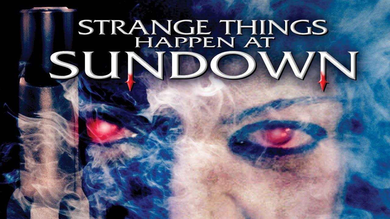 Review: Strange Things Happen at Sundown (2003) (part 2 of ...
