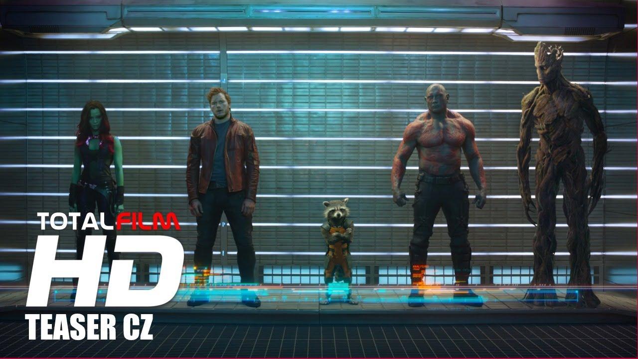 Strážci Galaxie (2014) CZ HQ dabing trailer