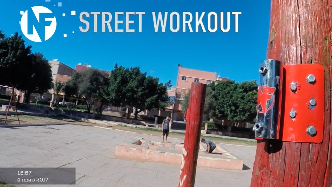 Street Workout - Agadir - We are Family 2017 trailer