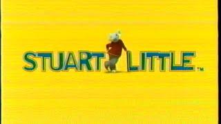 Stuart Little (1999) Trailer (VHS Capture)