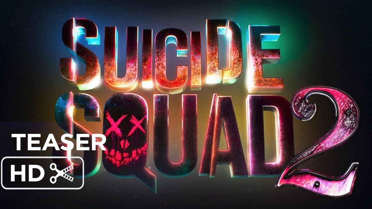 SUICIDE SQUAD 2 Official Trailer #1 (2019)