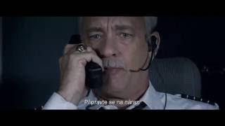 Sully: Zázrak na řece Hudson - trailer s českými titulky