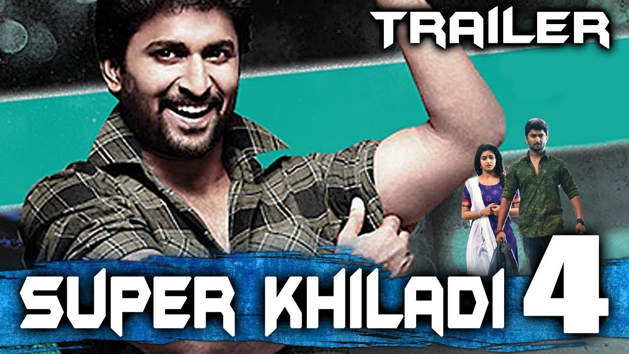 Super Khiladi 4 (Nenu Local) 2018 Official Trailer 2 | Nani, Keerthy Suresh