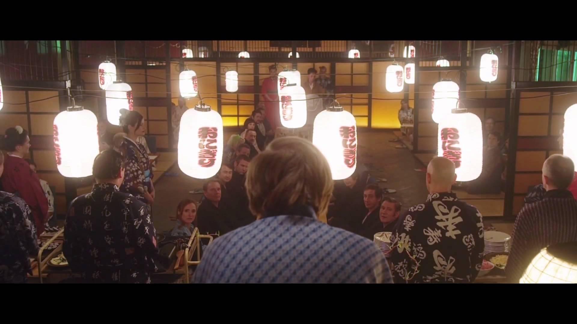 SUSHI IN SUHL | Trailer german deutsch [HD]