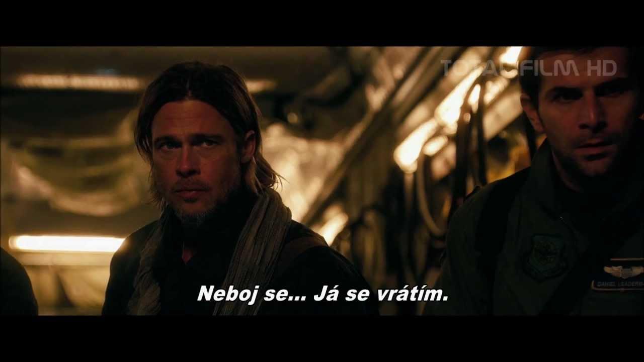 SVĚTOVÁ VÁLKA Z (2012) oficiální český trailer HD CZ (titulky)