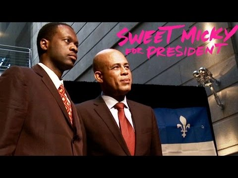 SWEET MICKY FOR PRESIDENT Documentary: A Journey From Musician to Politician