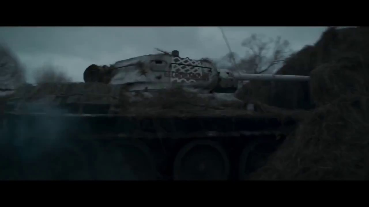 T-34 NEW TRAILER!!!!! Russian film 2018