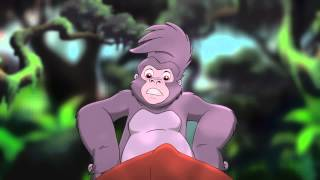 Tarzan II - Trailer
