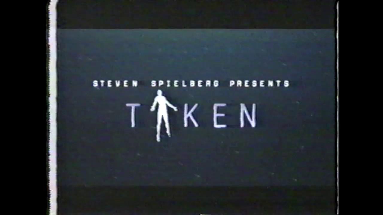 Teaser Trailer advert for Stephen Spielberg's Taken (2002)