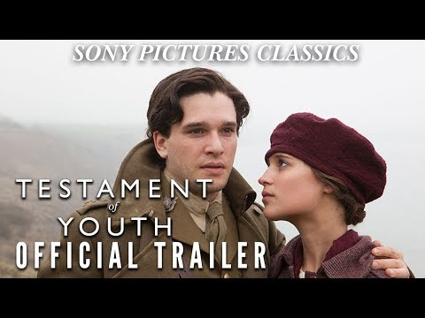 Testament of Youth | Official Trailer HD (2015)