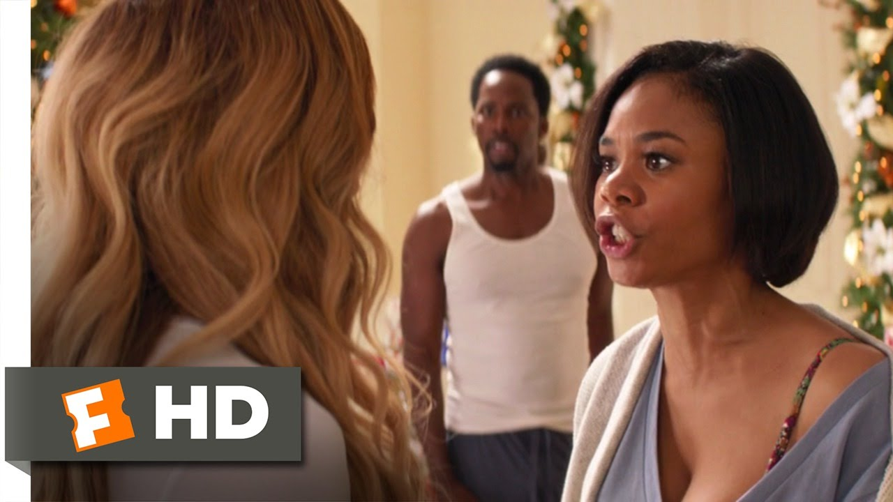 The Best Man Holiday (4/10) Movie CLIP - Christmas Catfight (2013) HD