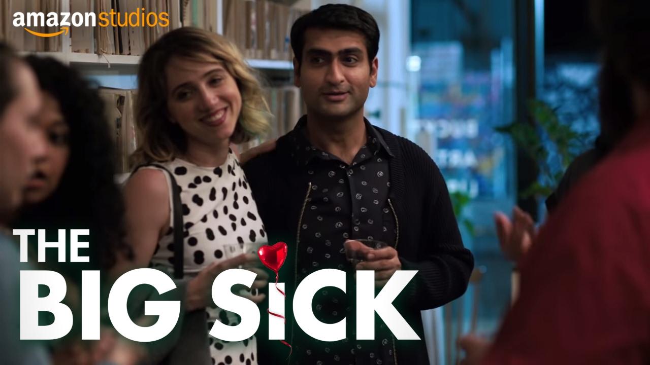 The Big Sick – Official US Trailer   Amazon Studios