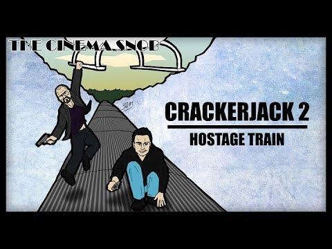 The Cinema Snob: CRACKERJACK 2: HOSTAGE TRAIN