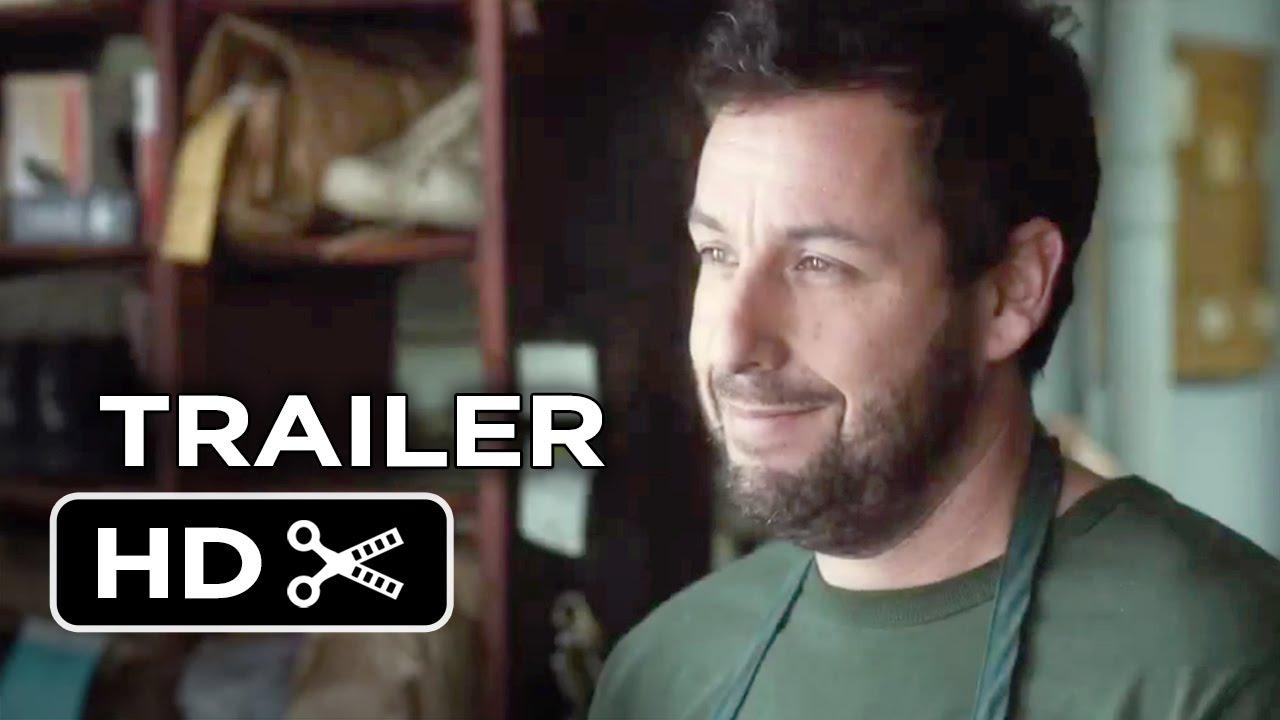 The Cobbler Official Trailer #1 (2015) - Adam Sandler, Dustin Hoffman Movie HD