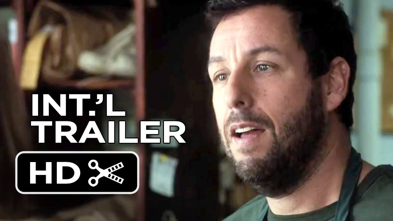 The Cobbler Official UK Trailer #1 (2015) - Adam Sandler, Steve Buscemi Movie HD