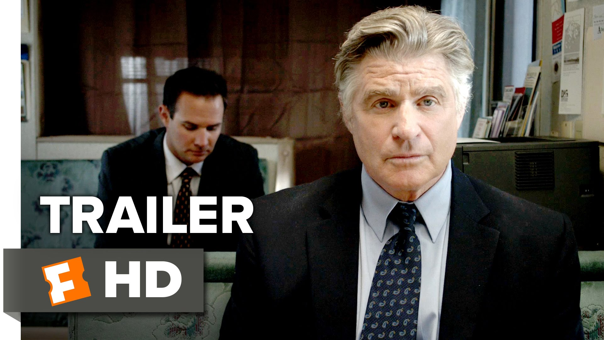 The Congressman Official Trailer 1 (2016) - Treat Williams Movie HD